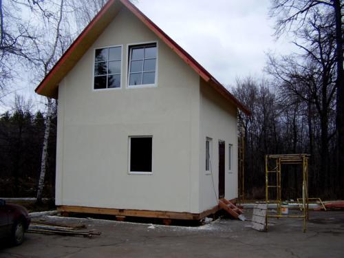 2006 Дом на  ВДНХ2