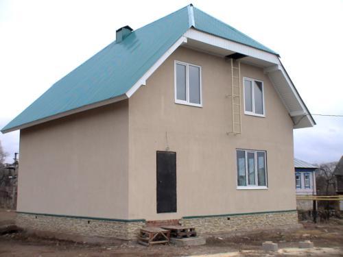 2010 Отделанный дом из ОСП-3