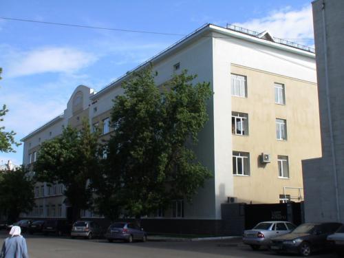 2007 БашНИПИНефть Ленина 86 корп 1