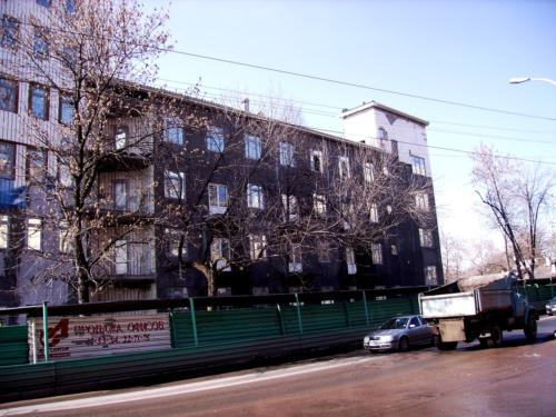 2007 Коммунистическая 80 несъемная ППС