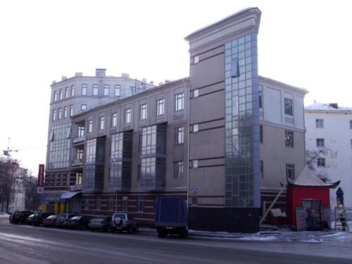2007 Коммунистическая 80 несъмная ППС опалубка