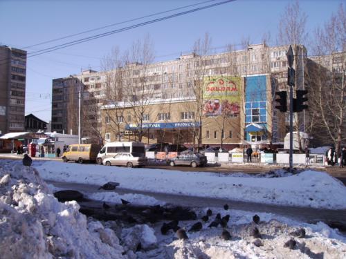 2008 Торговый центр Гагарина 31 корп 2