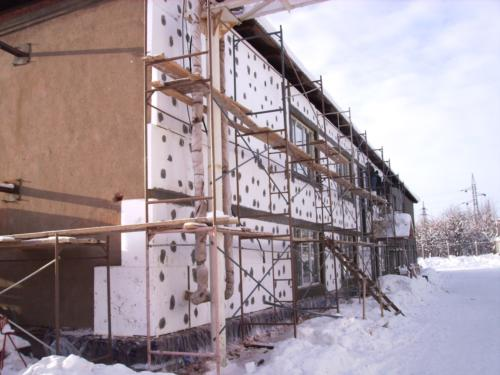 2009 АБК фасад парадная