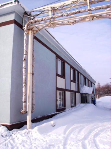 2009 АБК фасад парадная финишное покрытие